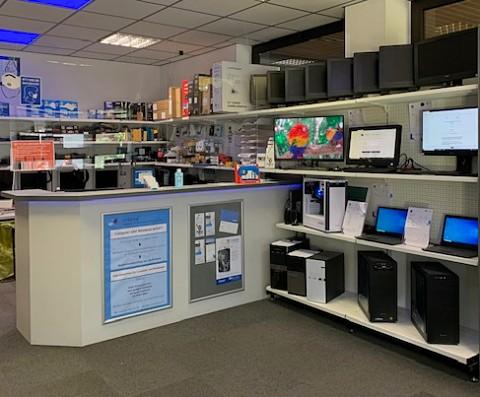 Computer und Notebook Service Center Oberhausen